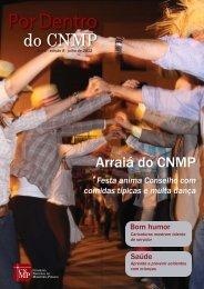 Revista 8a edição.indd - Conselho Nacional do Ministério Público