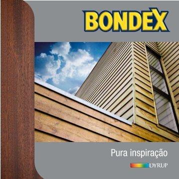 Catálogo Bondex Madeiras