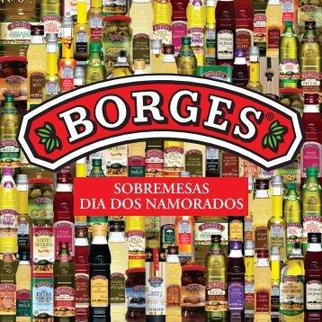 SOBREMESAS DIA DOS NAMORADOS - Borges