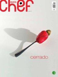 Revista Chef n1 - Grupo Pesto