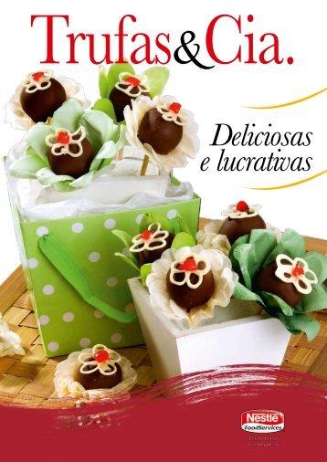 Deliciosas e lucrativas - Nestlé Professional