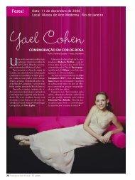 Yael Cohen - RJ - Inesquecível Festa 15 Anos