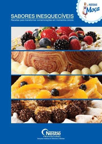SABORES INESQUECíVEIS - Nestlé Professional