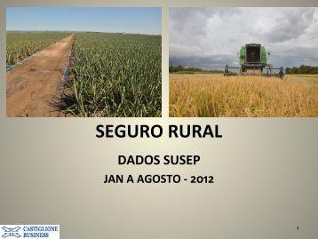 Seguro Rural. - Editora Roncarati