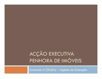 (Microsoft PowerPoint - registo de penhora de im ... - Execucoes.net