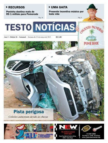 22/03/2013 - Testo Notícias
