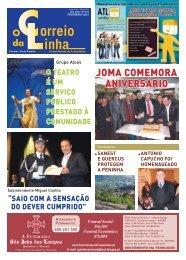 Fevereiro - Jornal o Correio da Linha
