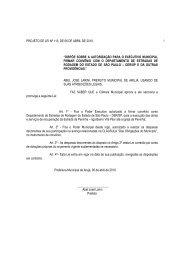 "projeto de lei nº 113, de 06 de abril de 2010. ""dispõe sobre a ..."