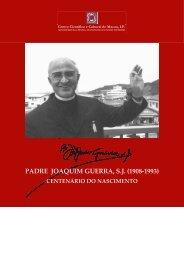 padre joaquim guerra, sj (1908-1993) - Centro Científico e Cultural ...
