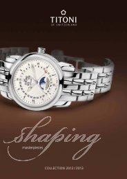 Wholesale Catalogue 2012 (PDF) - Titoni