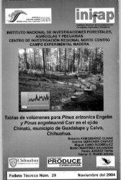 Abrir - Biblioteca Digital INIFAP
