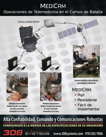 Alta Confiabilidad, Comando y Comunicaciones Robustas