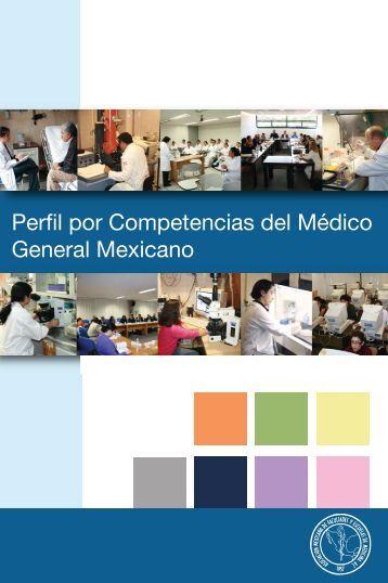 Perfil por Competencias del Médico General Mexicano 2008 - amfem