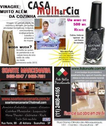 ViNaGRe - Jornal Guia dos Imóveis e Construção