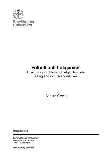 Fotboll och huliganism - Europa