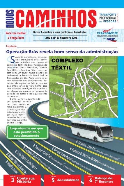 Novos Caminhos 67.indd - Transfretur