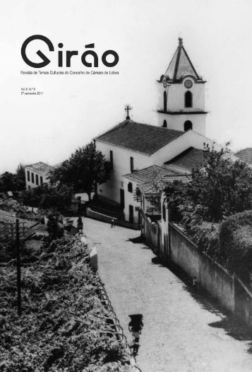 Igreja de Nossa Senhora da Graça do Estreito - Universidade da ...