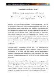 """1 Manual 4 do Trabalhador da Luz """"O Sistema ... - Reiki"""