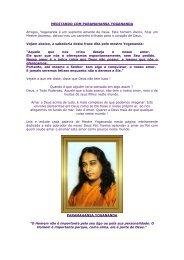 meditando com paramahansa yogananda - Movimento Perfeito