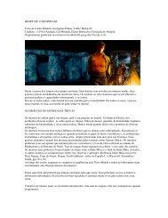 IMORTAIS: O DESPERTAR Texto de Carlos Klimick, ilustrações ...