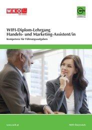 WIFI Handels- und Marketing-Assistent/in