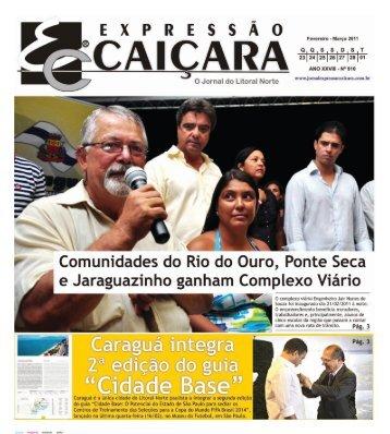 EXPRESSÃO CAIÇARA