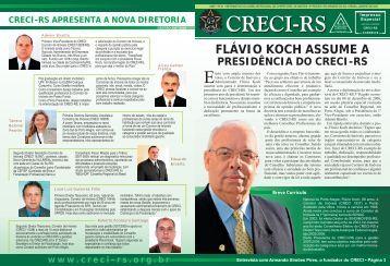 Revista Nº 1 - Janeiro/2007 - creci-rs