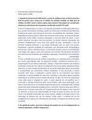 1. Entrevista para a Revista Viva Saúde DATA ... - Grupo Sanare