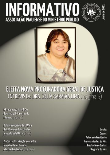 Junho de 2011 - Associação Piauiense do Ministério Público
