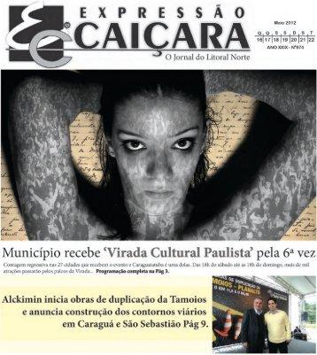 O Jornal do Litoral Norte - Expressão Caiçara