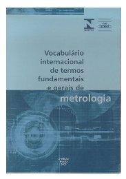 Vocabulário Internacional de Termos Fundamentais e Gerais de ...