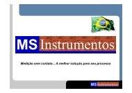 Medição sem contato... A melhor solução para ... - Ms Instrumentos