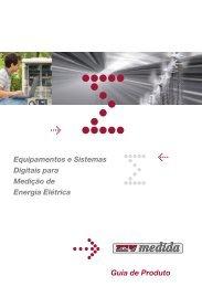 Equipamentos e Sistemas Digitais para Medição ... - ZIV do BRASIL