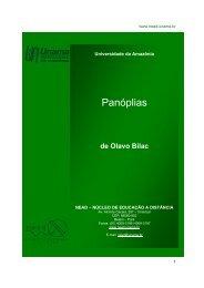 Panóplias - Unama