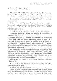 Des. Joaquim de Sousa Neto - TJDFT