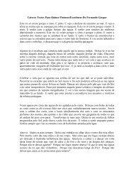 Catorze Textos Para Quinze Pinturas/Esculturas ... - fernando gaspar
