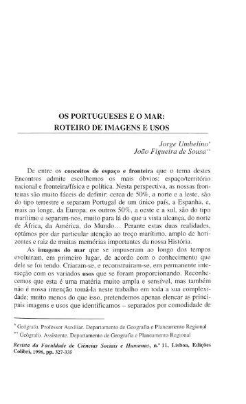 os PORTUGUESES E O MAR: ROTEIRO DE IMAGENS ... - RUN UNL