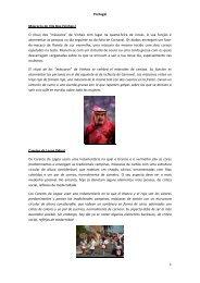 Grupos Desfile VI FIMI 2011 - Progestur