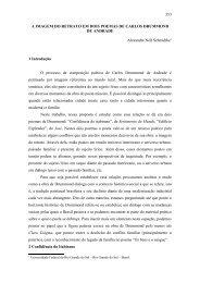 A IMAGEM DO RETRATO EM DOIS POEMAS DE CARLOS ... - pucrs