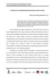 A PROSTITUTA COMO MONSTRO EM ANTONIO CARLOS VIANA