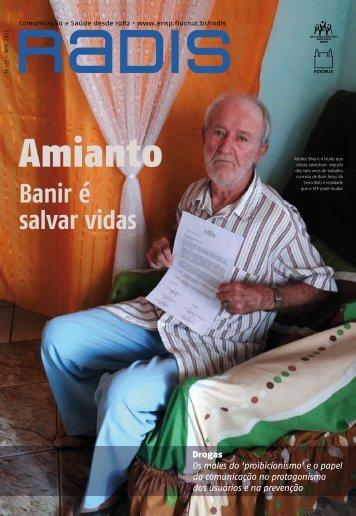 Amianto - Portal ENSP - Fiocruz