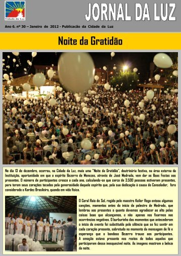 Janeiro / 2012 - Cidade da Luz