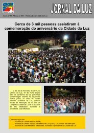 Março / 2011 - Cidade da Luz
