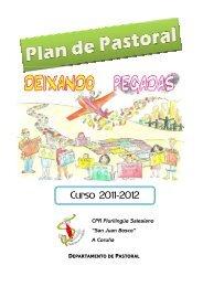 Curso 2010-2011 Curso 2011-2012 - Salesianos A Coruña