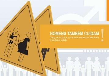 Homens também cuidam: diálogos sobre direitos, saúde ... - Unfpa