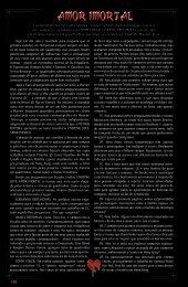 AMOR IMORTAL AMOR IMORTAL - Mythos Editora