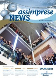 Assimprese news - dicembre 2012 - Confartigianato