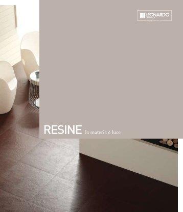 RESINE - tenne Bad + Fliesen