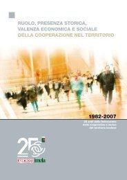 Scarica il file dell'annuario delle cooperative [pdf - Legacoop Imola