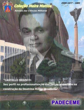 editorial - Escola de Comando e Estado-Maior do Exército